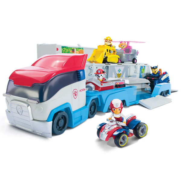 remote control semi trucks with Juguetes Paw Patrol Conoce Camion Paw Patroller on Remote Control Monster Truck furthermore Actros II 2 Axle Semi Trailer Truck Oxid 1 together with rccarkings moreover Watch as well 36232 2016 ford f   550.