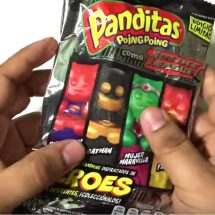 Unboxing Heroes Panditas Poing Poing