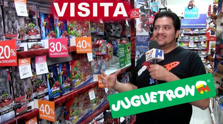 Visita A Juguetron En El Mes Del Nino Juegos Juguetes Y Coleccionables