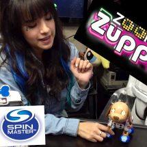 Jugando con Zoomer Zuppies