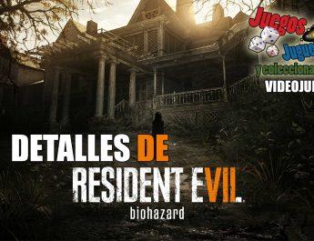 Resident Evil 7 Capsula