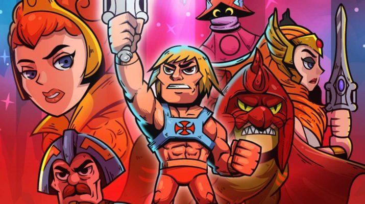 videojuego de He-Man