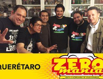 Podcast 96 – platica con el equipo Zeromania