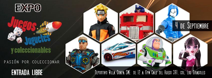 expo juegos juguetes y coleccionables-2