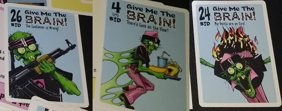 Give Me The Brain Cheapass Games