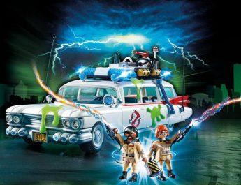 playmobil ghostbusters primeras imágenes para el 2017