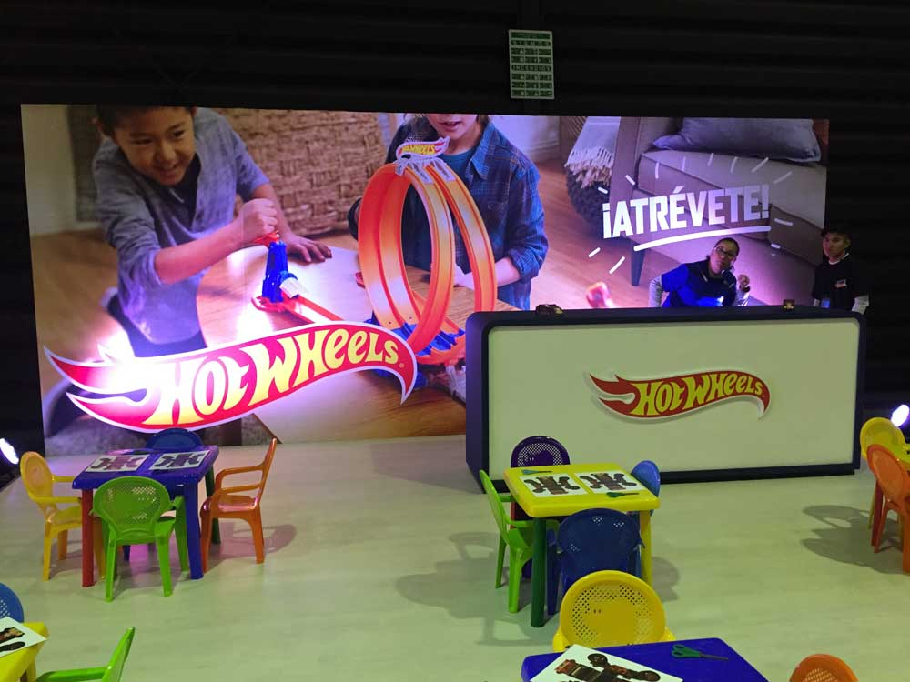 9 sal n hot wheels xito total 33 mil personas asistieron for 9 salon hot wheels mexico