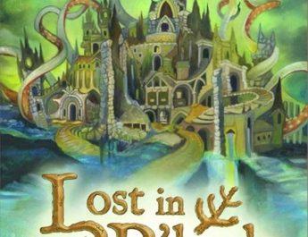Lost in R'lyeh: Escapando de la ciudad hundida