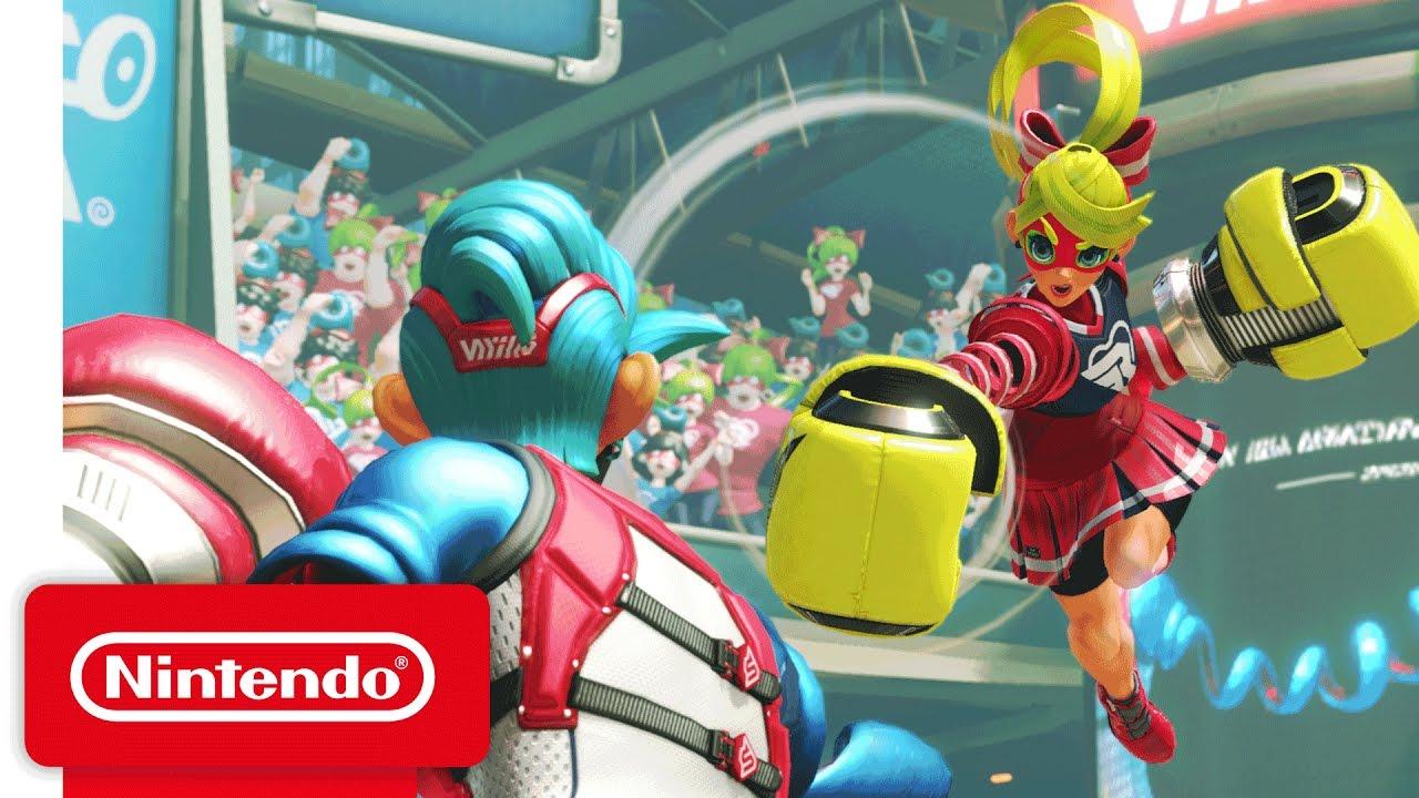 Nintendo Switch Se Lanza El 3 De Marzo Por Usd 299 99