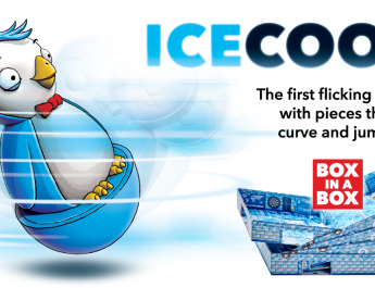 Ice Cool: Escuela de pingüinos
