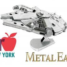 Metal Earth y KissNaturals #ToyFair 2017