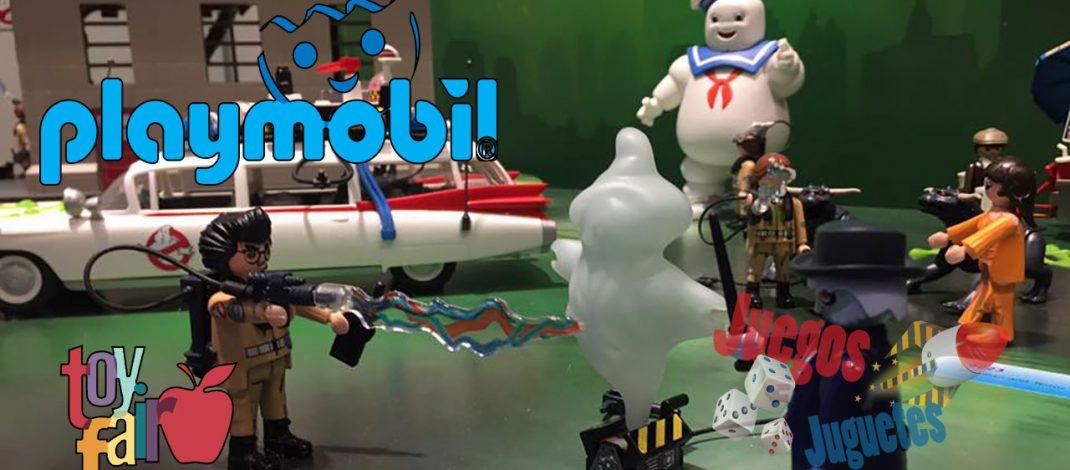 Playmobil en Toy Fair 2017 – GALERÍA