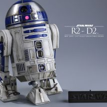 R2-D2 (Star Wars: The Force Awakens) de Hot Toys