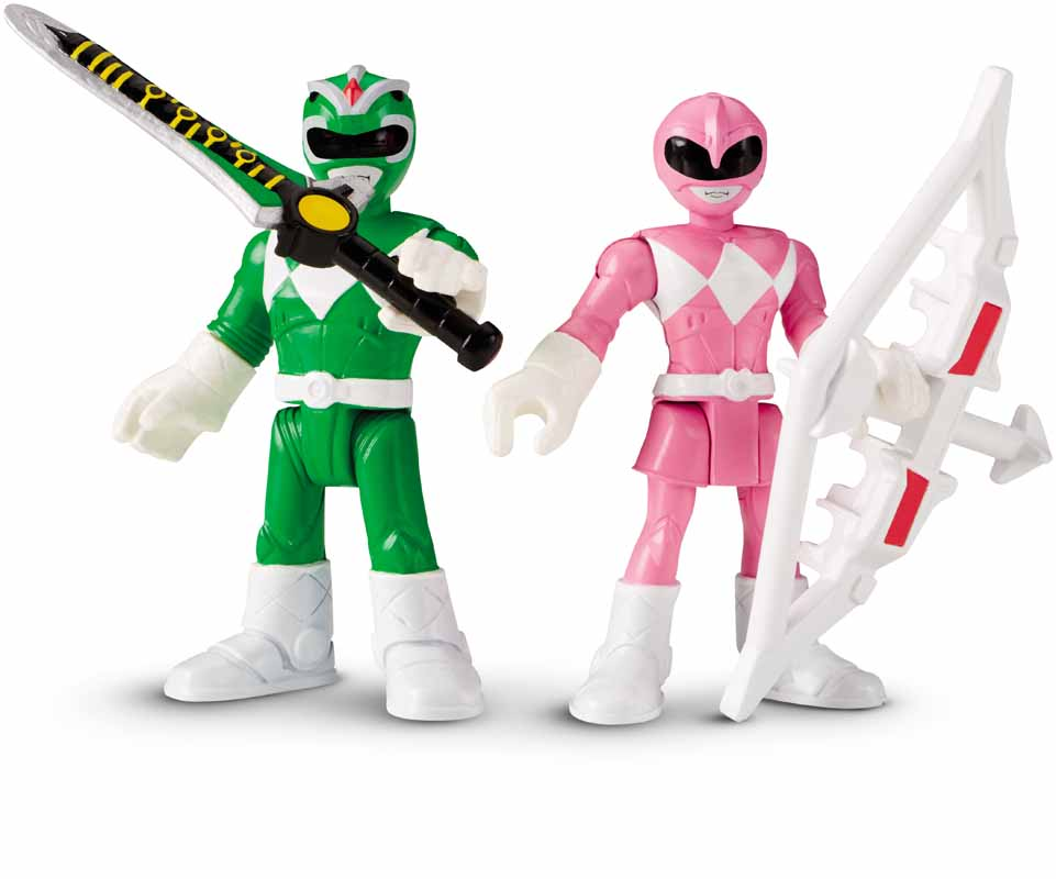 Imaginext Power Rangers