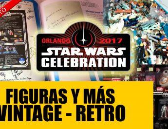 vintage star wars celebration 2017