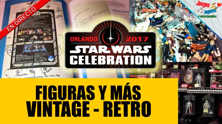 vintage star wars celebration 2017