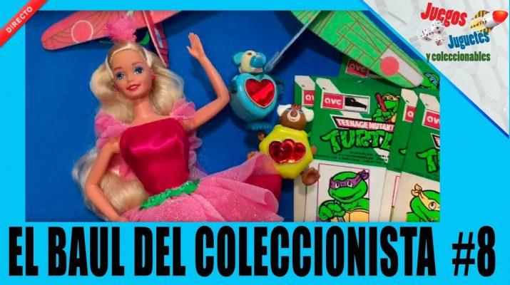 barbie baul del coleccionista