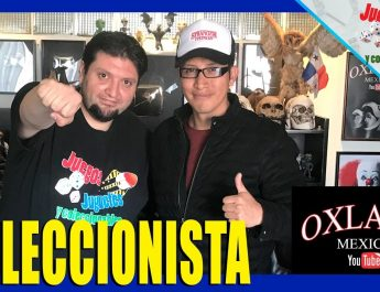 Coleccionista Oxlack Castro