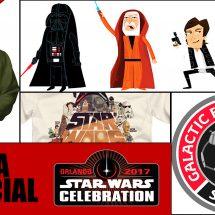Tienda Oficial de Star Wars Celebration 2017