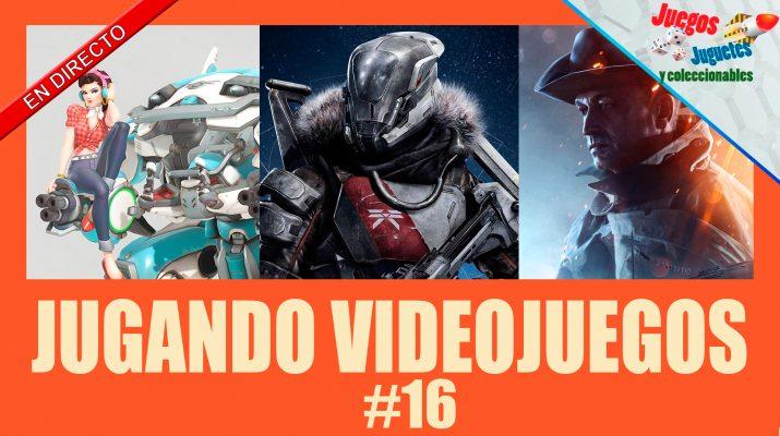 videojuegos ow destiny bf1