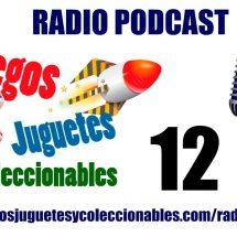 Podcast 112 de JUGUETES – Familia coleccionista