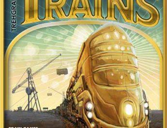Game of Trains de Brain Games: Ordenando con simpleza