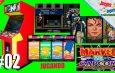 Jugando Maquinita / Arcade #2 – Robocop, The Simpsons y Michael Jackson: Moonwalker
