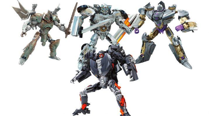 De Jjyc TransformersThe Last Knight Figuras iOkXwPuTZ