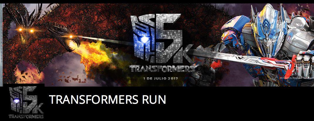 Hasbro realiza la primera carrera nocturna de TRANSFORMERS en la CDMX