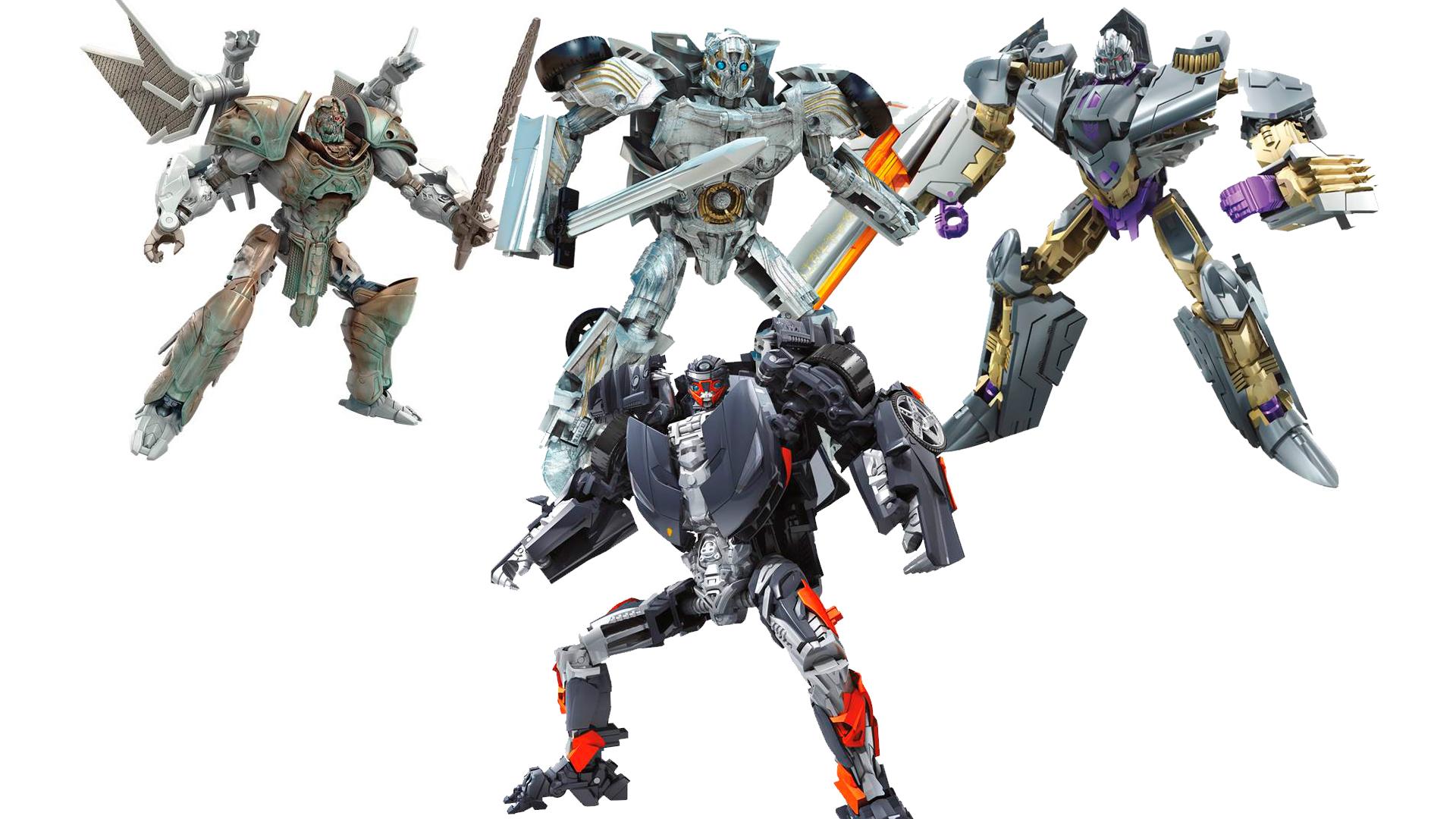 Figuras De Transformers The Last Knight Jjyc