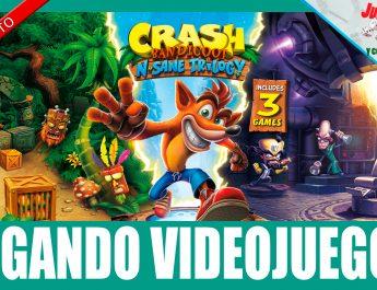 CRASH VIDEOJUEGOS001