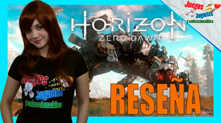 horizon zero dawn reseña
