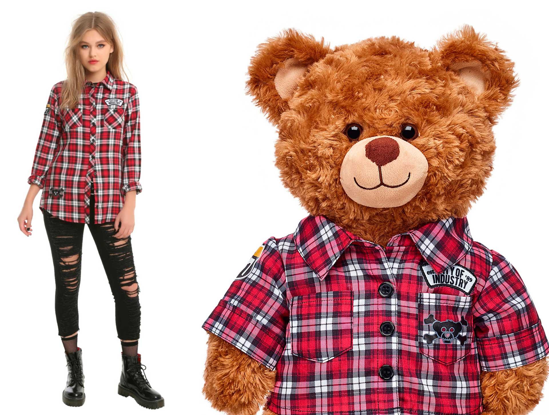 Hot Topic Y Build A Bear Se Unen Furry N Fierce Jjyc