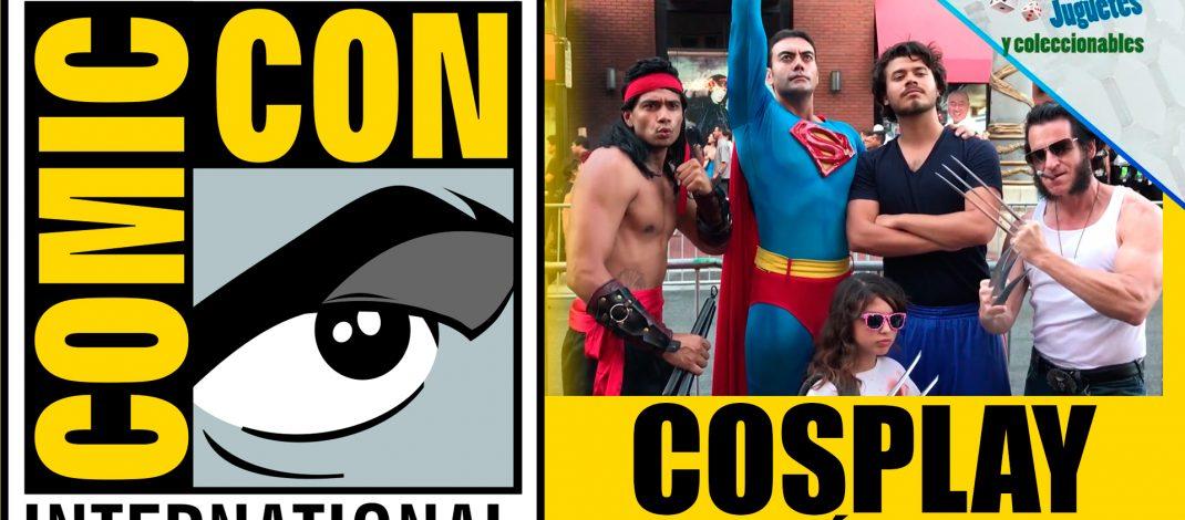 Comic Con 2017 – Día 2: Cosplay y Calle