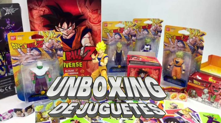 dragon ball z unboxing