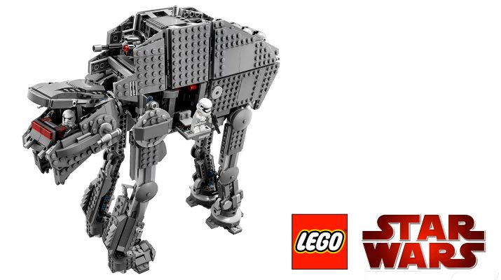 assault walker lego star wars