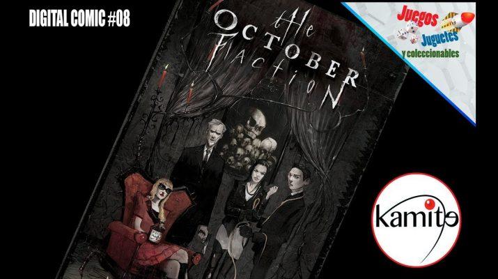 digital comic 8 october