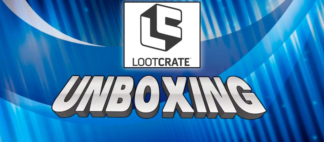 Unboxing Loot Crate The ANIMATION