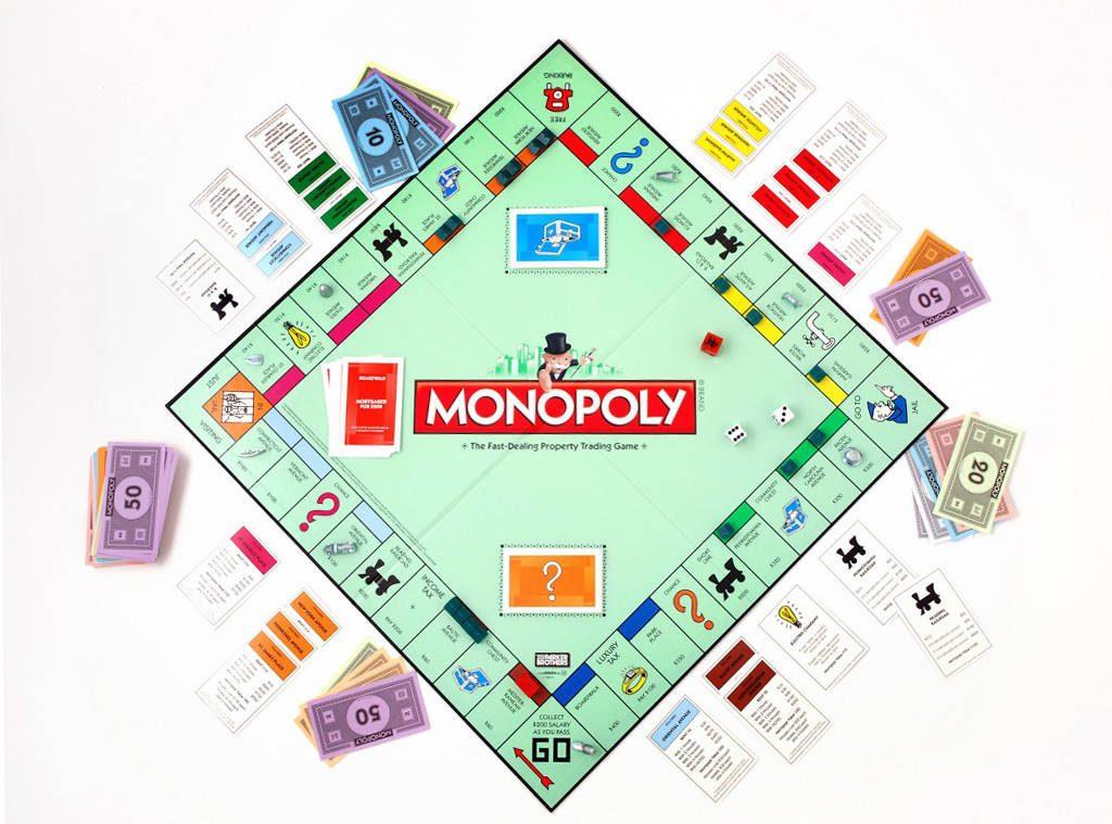 Alto A La Injusticia Nueva Linea Anti Trampa De Monopoly Juegos