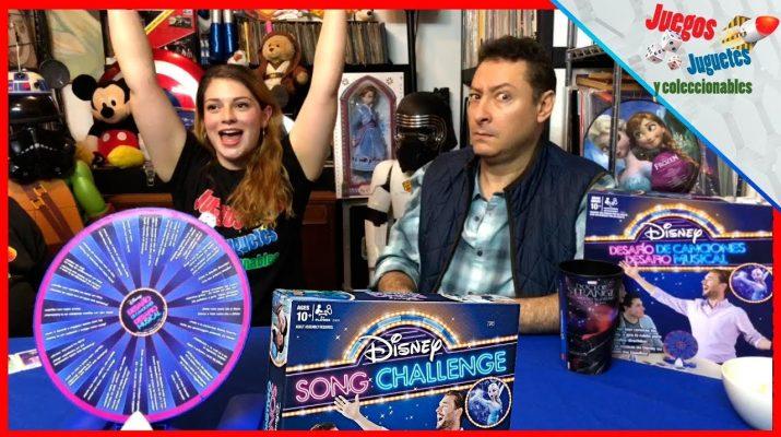 Desafio De Canciones Disney Juegos Juguetes Y Coleccionables