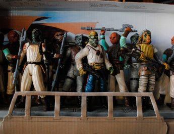 Colección de Enrique Mendez – Juguete retro y Star Wars