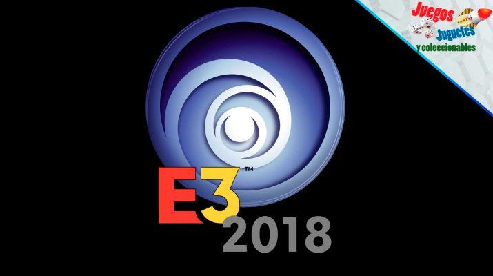 Ubisoft En E3 2018 Juegos Juguetes Y Coleccionables