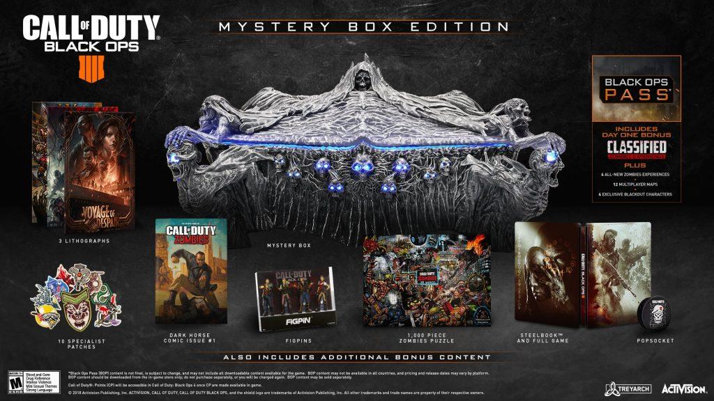 Black Ops Mystery Box