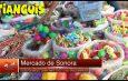Visita Mercado de Sonora, Busqueda de juguetes