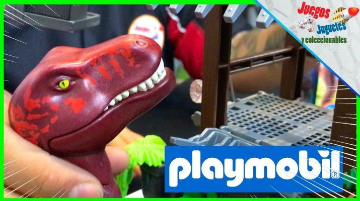 dino playmobil