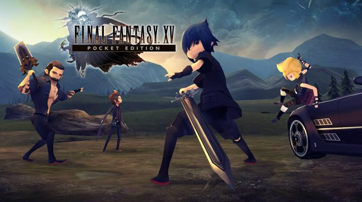 eshop final fantasy XV Pocket