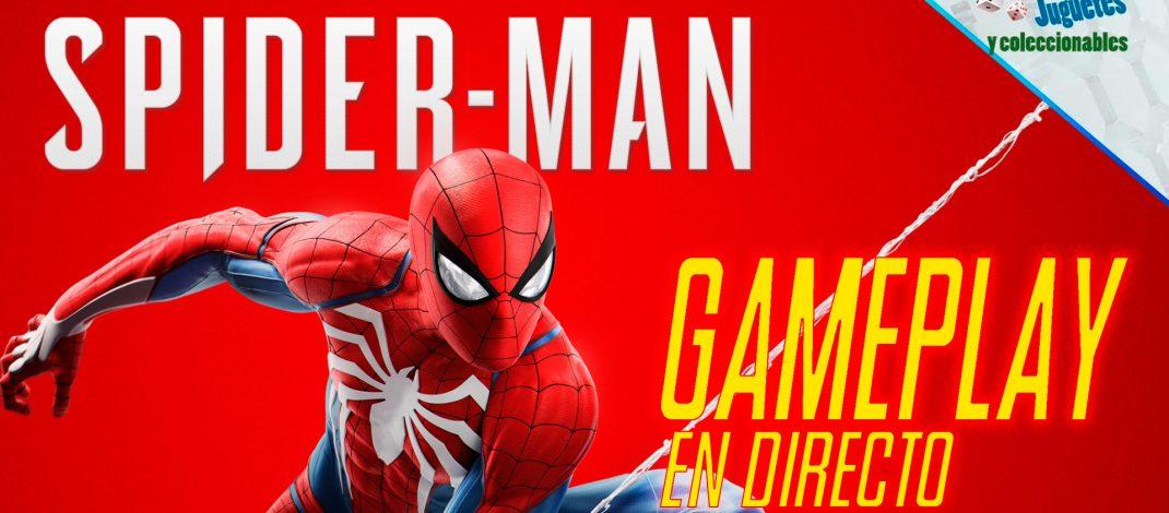 GAMEPLAY EN DIRECTO – Spider-Man, Impresiones de COD Blackout