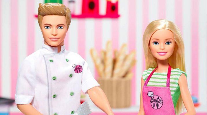Cocina Tu Creatividad Con Barbie Juegos Juguetes Y Coleccionables