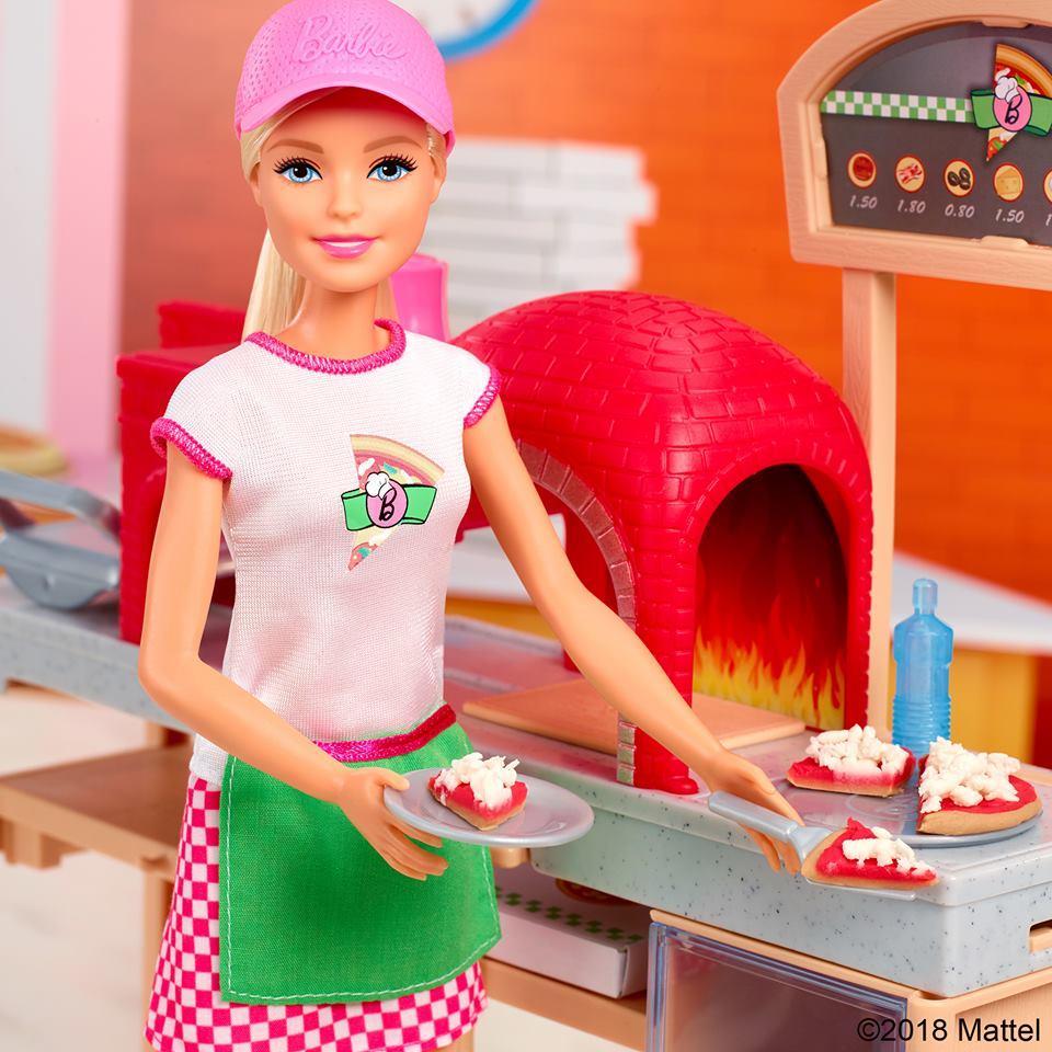 Preparate Para Ser La Mejor Chef Con Barbie Jjyc