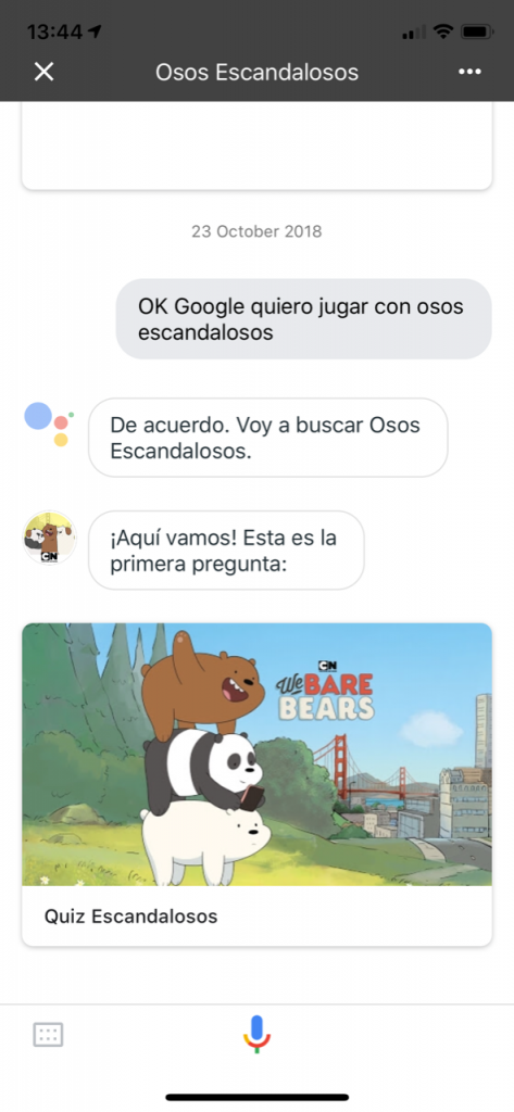 escandalosos en google
